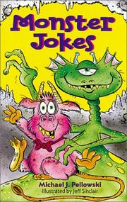 Cover of: Monster jokes
