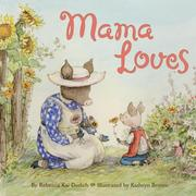 Cover of: Mama loves