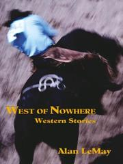 Cover of: West of Nowhere