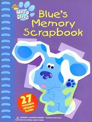 Cover of: Blue's memory scrapbook