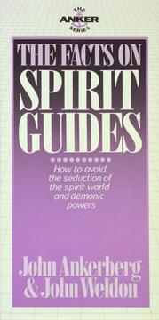 Cover of: The facts on spirit guides
