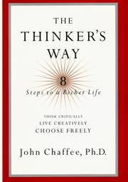 Cover of: The thinker's way