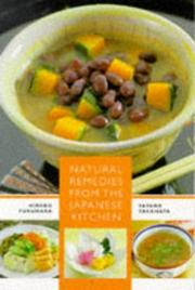 Cover of: Natural remedies from the Japanese kitchen