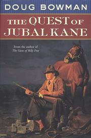 Cover of: The quest of Jubal Kane