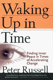 Cover of: Waking up in time