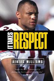 Cover of: It takes respect