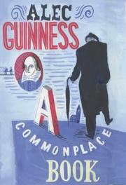 Cover of: A commonplace book