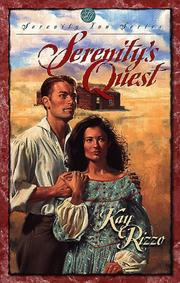 Cover of: Serenity's quest