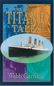 Cover of: A treasury of Titanic tales