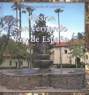 Cover of: Mission San Fernando, Rey de Espãna