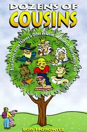 Cover of: Dozens of cousins