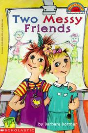 Cover of: Two messy friends