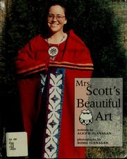 Cover of: Mrs. Scott's beautiful art