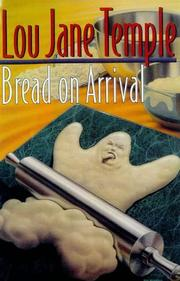 Cover of: Bread on arrival