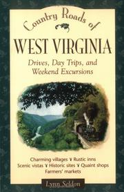 Cover of: Country roads of West Virginia