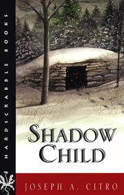 Cover of: Shadow child
