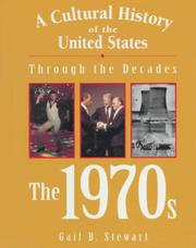 Cover of: The 1970s