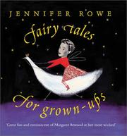 Cover of: Fairy tales for grown-ups