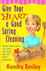 Cover of: Give your heart a good spring cleaning