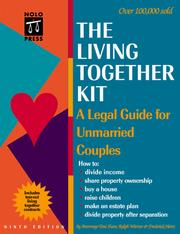 Cover of: The living together kit