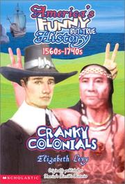Cover of: Cranky Colonials