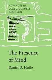 Cover of: The presence of mind
