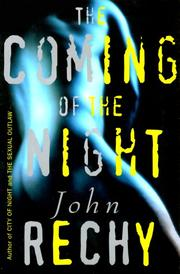 Cover of: The Coming of the Night