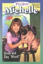 "Cover of: Smile and say ""woof!"""