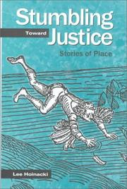 Cover of: Stumbling toward justice