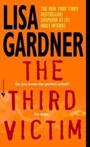 Cover of: The third victim