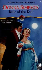 Cover of: Belle of the ball