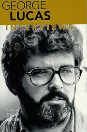Cover of: George Lucas: interviews