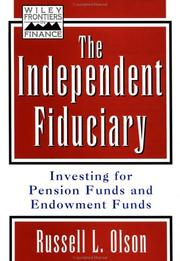 Cover of: The independent fiduciary