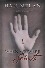 Cover of: When we were saints