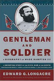 Cover of: Gentleman and soldier