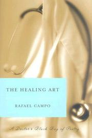 Cover of: The healing art