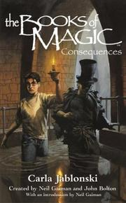 Cover of: Consequences
