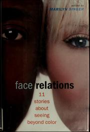 Cover of: Face relations