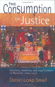 Cover of: The consumption of justice