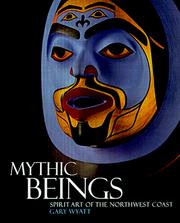 Cover of: Mythic beings