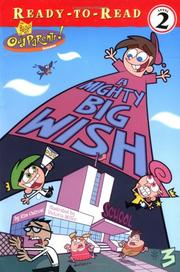 Cover of: A mighty big wish