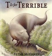 Cover of: T is for terrible
