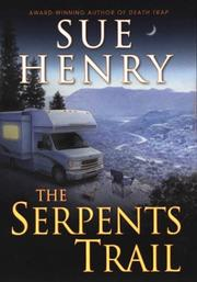 Cover of: The Serpents Trail: a Maxie and Stretch mystery