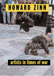 Cover of: Artists in times of war
