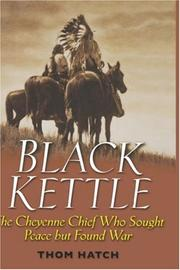 Cover of: Black Kettle