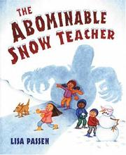 Cover of: The abominable snow teacher