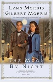 Cover of: The moon by night