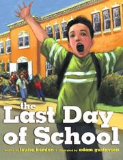 Cover of: The last day of school