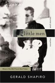 Cover of: Little men