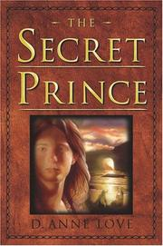 Cover of: The secret prince